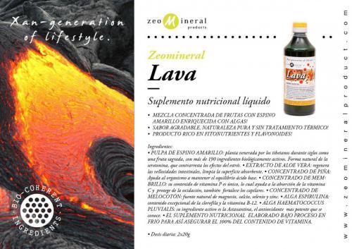 zmp lava ES